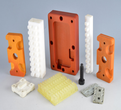 Gia Công CNC Nhựa Tấm | Nhựa POM | Nhựa Bakelite